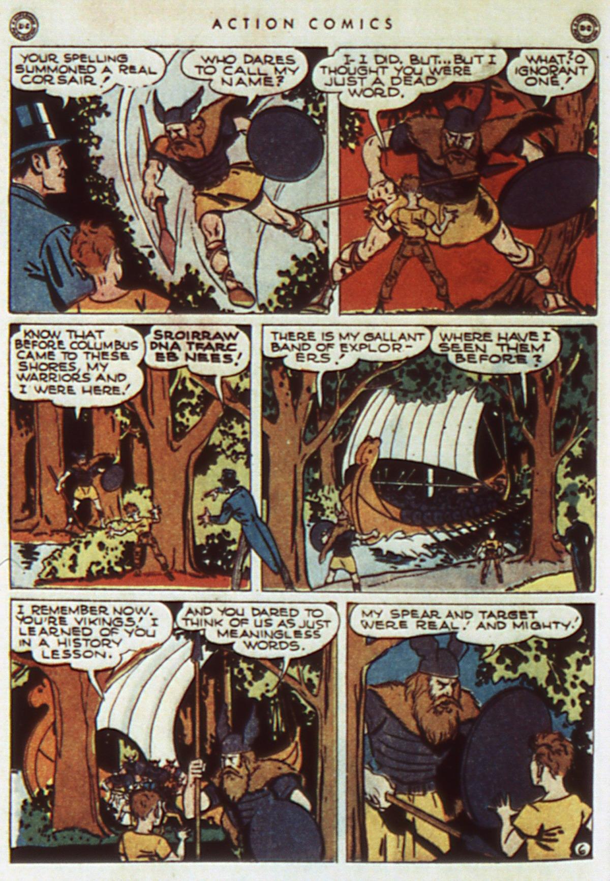 Action Comics (1938) 96 Page 47