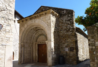 Besalú, Hospital de Sant Julià.
