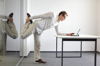 Ways To Stay Active At Work