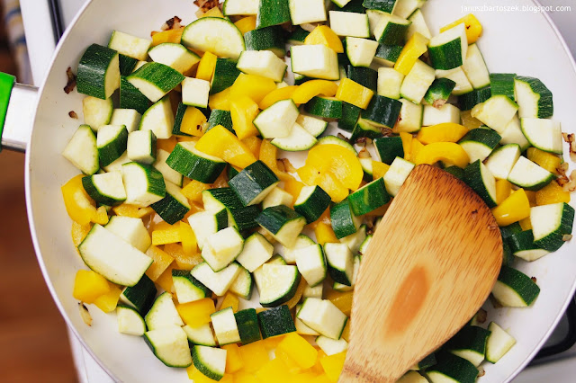 pomysł na warzywa