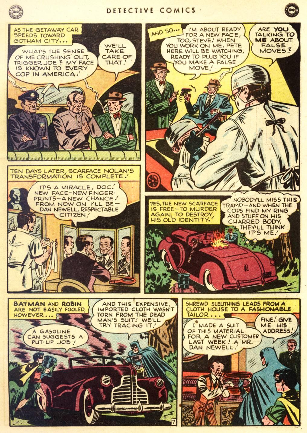 Read online Detective Comics (1937) comic -  Issue #131 - 9