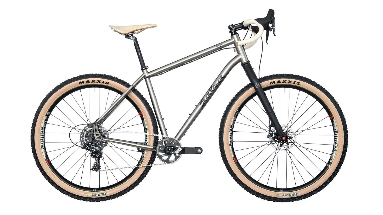 Salsa Cycles lanza de nuevo modelos en titanio ~ Ultimate Bikes Magazine