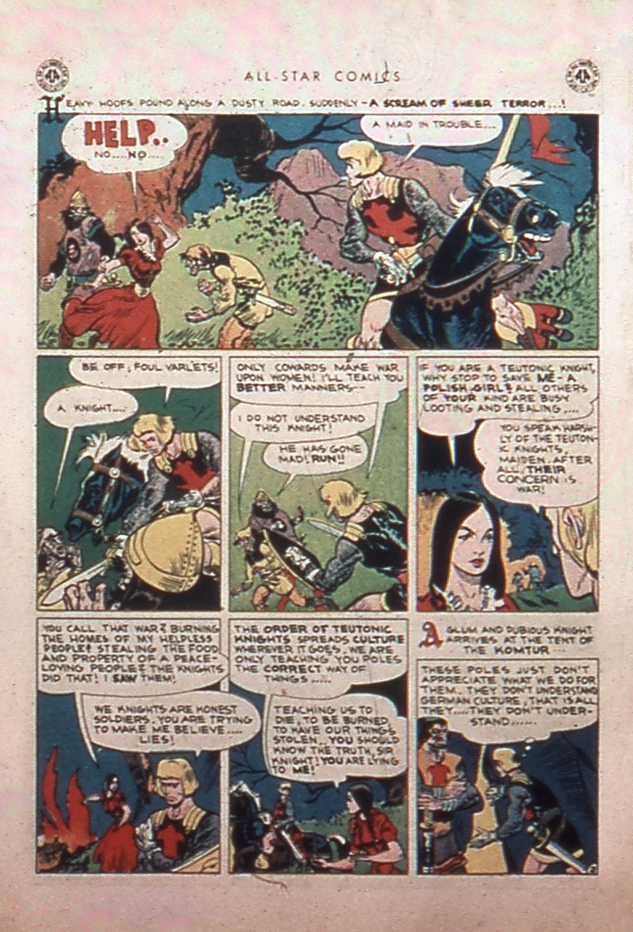 Read online All-Star Comics comic -  Issue #24 - 9