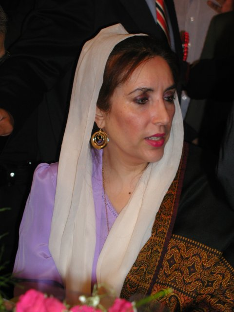 Seems excellent benazir bhutto hot not