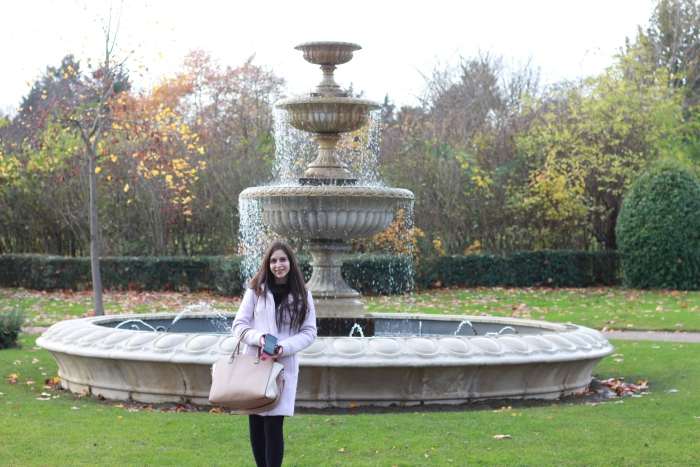 Pink Coat New Look Primark Bag are blogging events worth it thoughts why I stopped going to networking blogging events
