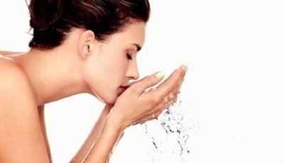 ล้างหน้าด้วยน้ำเปล่า ลดอาการแพ้