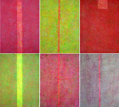 Acrylmalerei, Farbflächenmalerei, Kunstmalerei