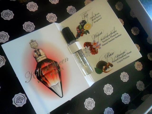 Katy Perry Killer Queen Fragrance
