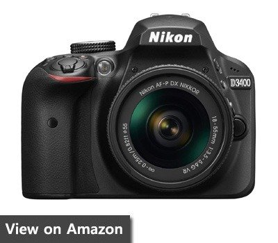Nikon D3400 24.2MP
