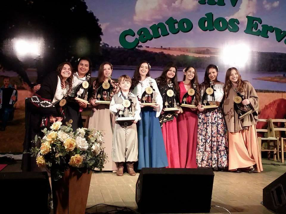 O 14º Canto dos Ervais, festival destinado a jovens intérpretes, conheceu seus vencedores neste sábado