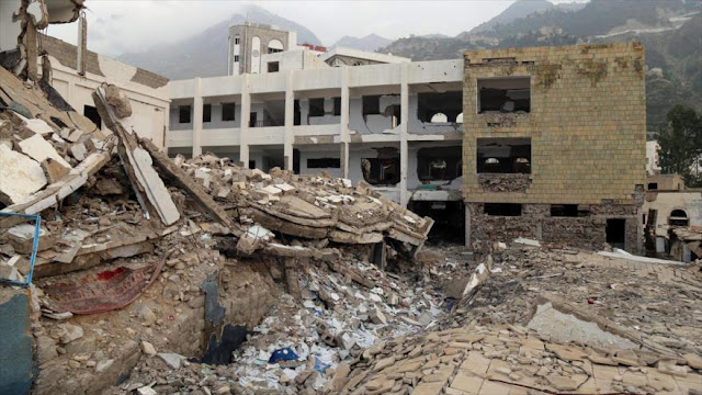 Bombardeo saudí mata a 23 civiles yemeníes, entre ellos niños