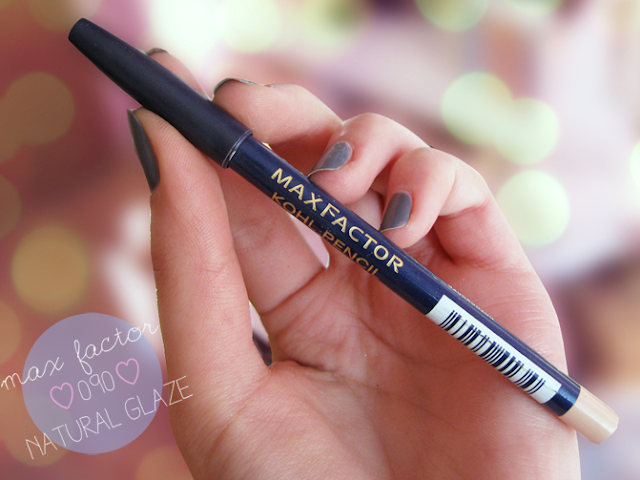 Max Factor Kohl Pencil, 090 Natural Glaze