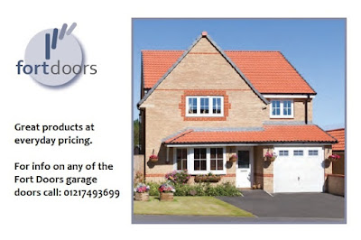 Click to view the latest garage door ranges made in the UK by Fort Doors