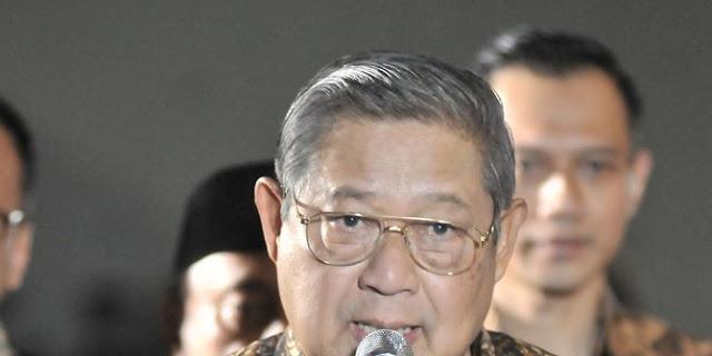 Sengatan SBY beberkan data kemiskinan bikin Istana Geram
