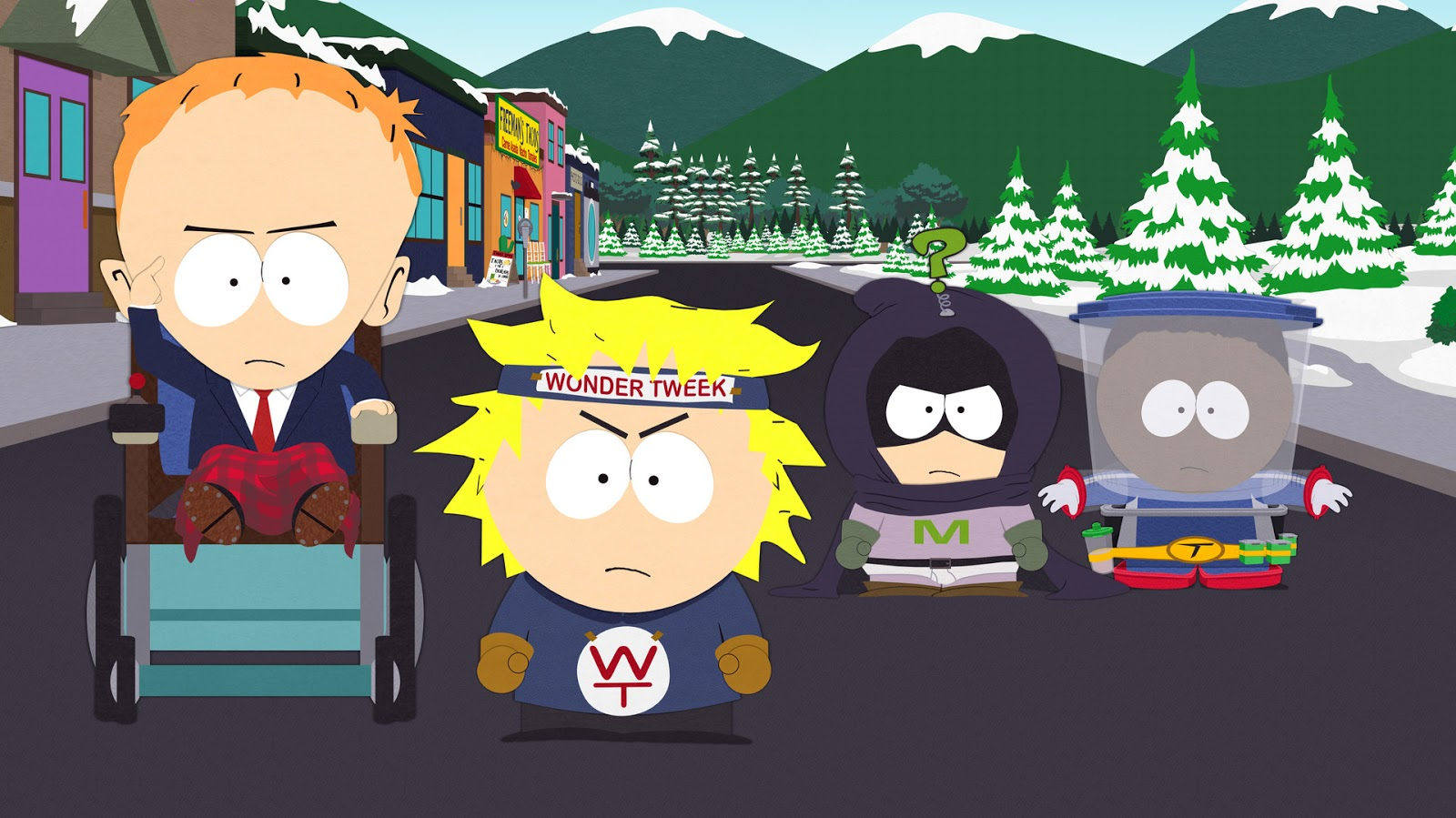 South Park: The Fractured But Whole Español [Juego PC] Full Crack