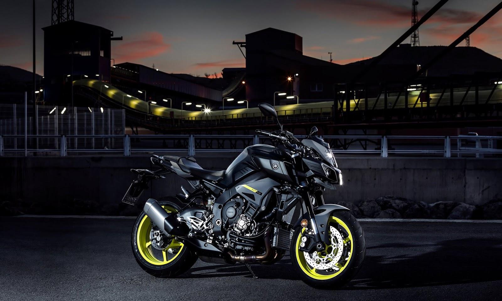 Yamaha FZ 10 HD Wallpapers