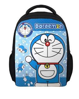 Tas Sekolah Karakter Doraemon