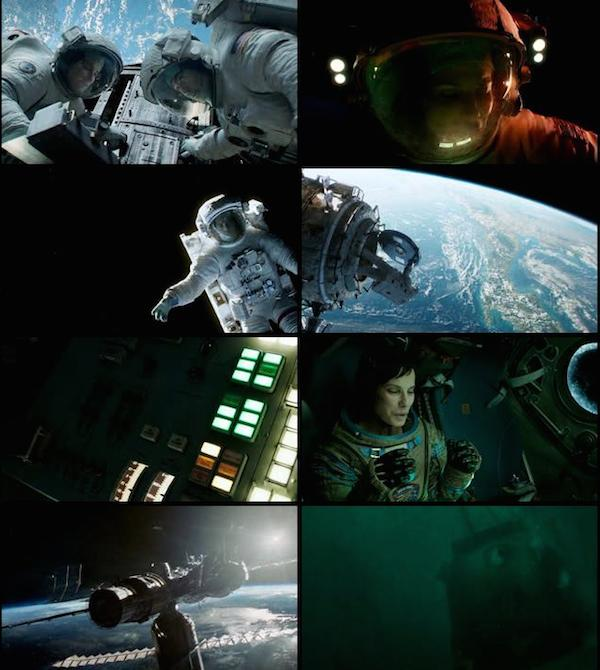 Gravity 2013 Dual Audio Hindi 480p BluRay