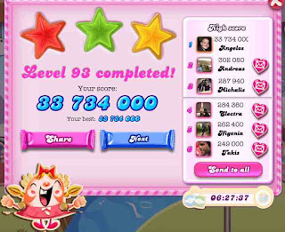 Tải game Candy Crush Saga hack