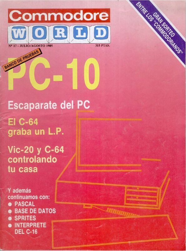 Commodore World #17 (17)
