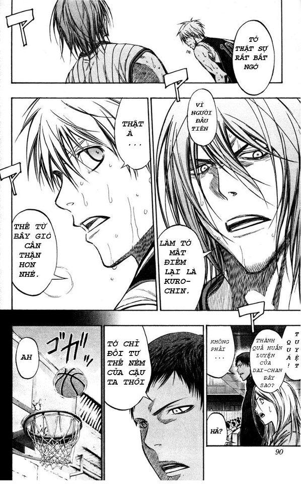 Kuroko No Basket chap 149 trang 3