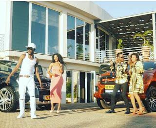 MC Roger & M'Family - Vamos Nos Amar (Vídeo)