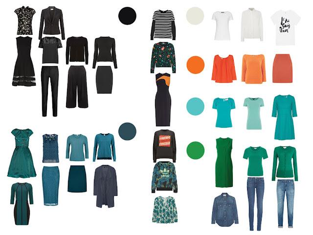 Объекты капсульного гардероба