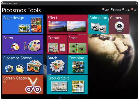 Picosmos Tools: Picosmos Tools 2 1 7 0 - Download for Windows