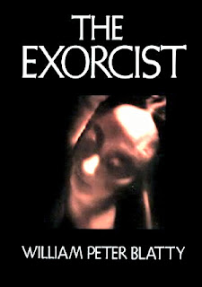 Portada de la novela de W.P. Blatty : The Exorcist