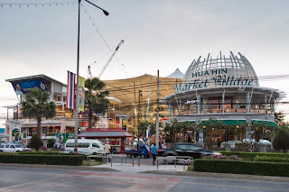 Einkaufszentrum Market Village Center Hua Hin