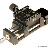 New Linear Motion Lead Scew 25 mm Macro Rail from Hejnar PHOTO