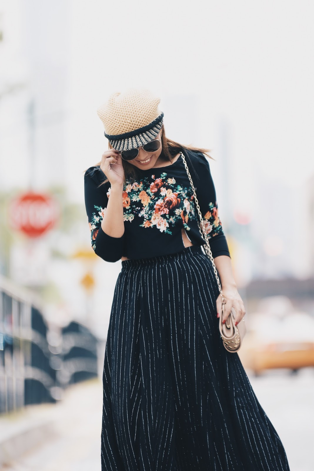 NYFW - Spring-Summer 2018 Runway Show by Mari Estilo-look of the day-streetstyle-fashion week-moda el salvador-latinabloggers-dcblogger-armandhugon