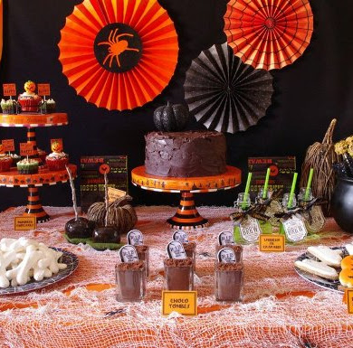 Sweet Table Contest 2011 | Party Entries 1 - 4