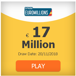#EuroMillions 77 million and rain of millions: odds, clubs