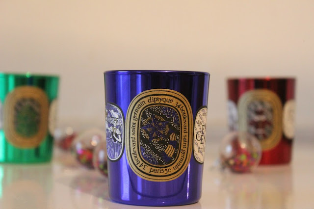 Diptyque Christmas Candles 2016