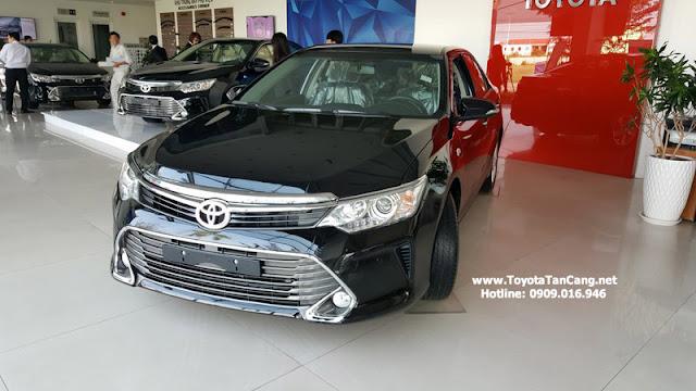 Toyota Camry 2016 thiết kế trẻ trung nhưng vẫn rất sang trọng