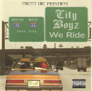 City Boyz – We Ride (2005) [CD] [FLAC]