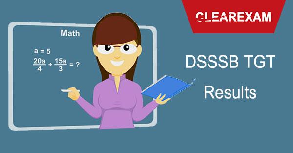 DSSSB TGT Results