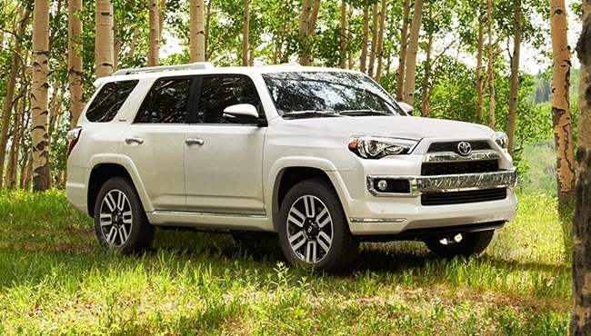 2018 toyota 4runner limited future cars. Black Bedroom Furniture Sets. Home Design Ideas