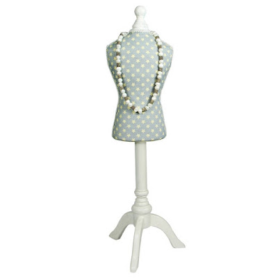Shop Nile Corp Wholesale Fabric Covered Mini Mannequin