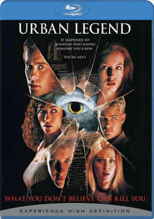 Urban Legends 1998 BluRay 300Mb Hindi Dual Audio 480p Watch Online Full Movie Download bolly4u
