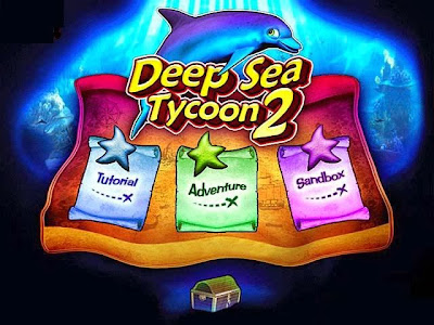 Cover Of Deep Sea Tycoon 2 Full Latest Version PC Game Free Download Mediafire Links At worldfree4u.com