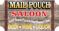 Visit the Mail Pouch Saloon In Haskins Ohio or Swanton Ohio!