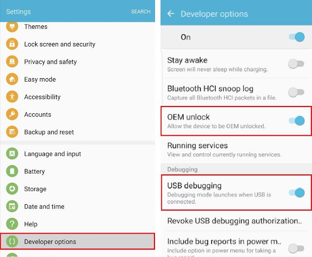 Como Rootear Samsung Galaxy S7 SM-G930F