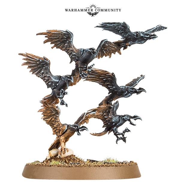 Hechizo Permanente Cuervos