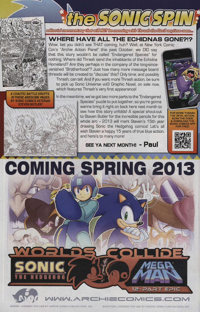 Read online Sonic The Hedgehog comic -  Issue #244 - 32
