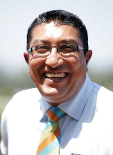 Deez Dayanand - Horse Racing Presenter - South Africa