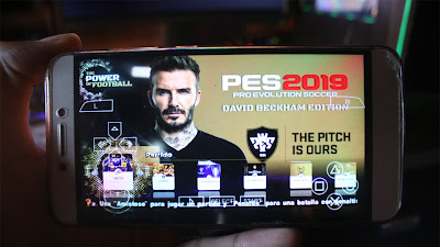 DOWNLOAD PES 19 ANDROID LITE PPSSPP | camera ps4 - GAMERZ