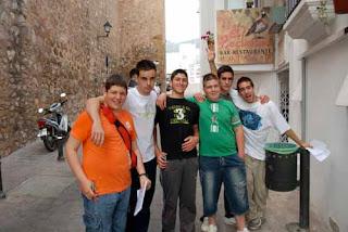Teenagers Spain