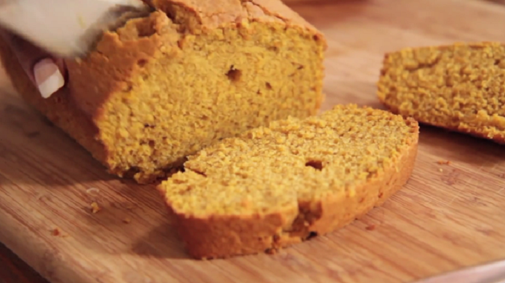 Pumpkin (Puree) Bread